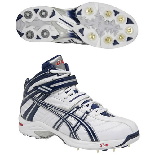 46064300c115 Asics Gel 8 For 64 Cricket Shoes Bowling Boots