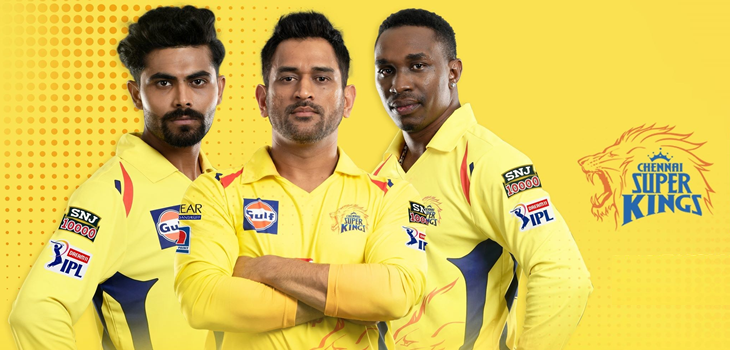 Chennai Super Kings IPL Merchandise
